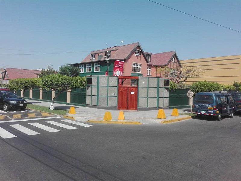 Colegio MATER ADMIRABILIS - San Miguel