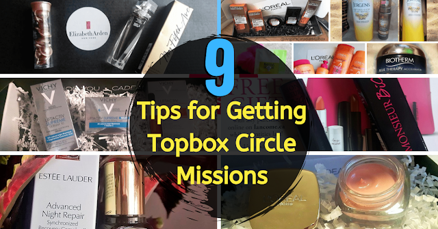 9 Tips for Topbox Circle Missions