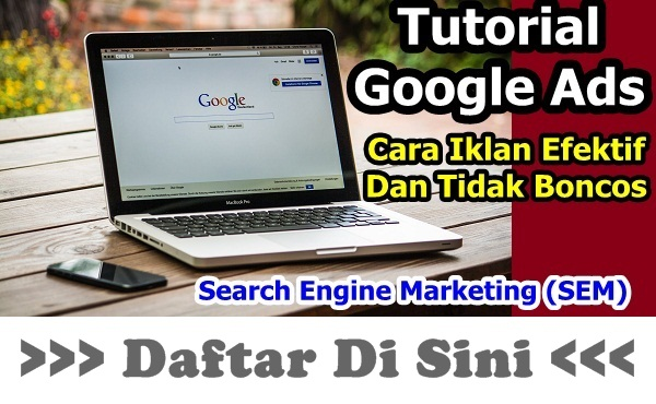 Cara Buat Iklan Google Ads | Video Belajar Google Ads Anti Boncos