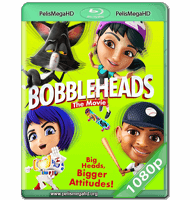 BOBBLEHEADS: THE MOVIE (2020) WEB-DL 1080P HD MKV ESPAÑOL LATINO