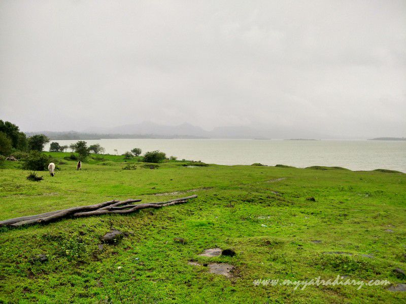 Western Ghats in the rains on the Trimbakeshwar -Ghoti road near Nashik, Maharashtra (2)