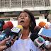 """La presidente del Colegio de Enfermeras de Caracas, Ana Rosario Contreras, afirmó que el 90% de las trabajadoras de la salud acataron el paro """"que se hizo sonar en 20 estados""""."""