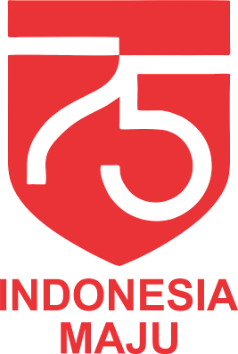 Logo HUT RI Ke 75 File .PNG dan Artinya