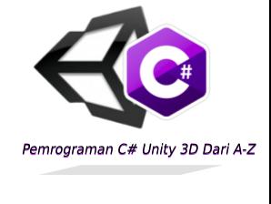 Bahasa Pemrograman C# Unity 3D A-Z