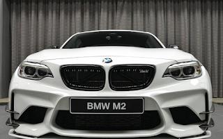 BMW ABU DHABI Present a Very Special M2