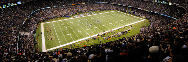 Daily Fantasy Football - New Orleans is the Coors Field of the NFL