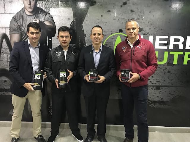 Herbalife Nutrition inauguró el primer centro de ciencias del deporte en el país