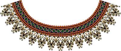 Jwellery-neck-design-textile-print
