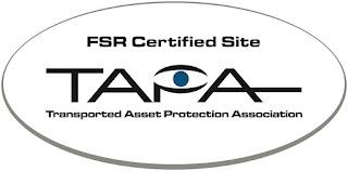 GEODIS: conferita la certificazione TAPA FSR