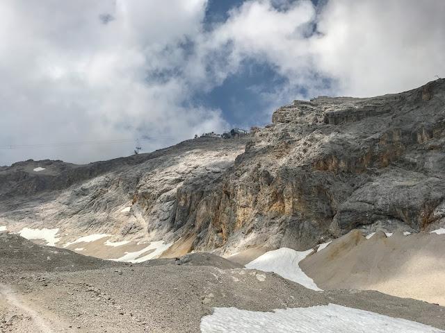 Übers Gatterl auf die Zugspitze  Alpentestival Garmisch-Partenkirchen   Gatterl-Tour auf die Zugspitze über ehrwalder Alm und Knorrhütte 14