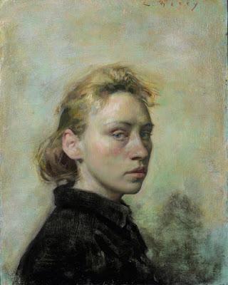Autoportrait (2018), Colleen Barry