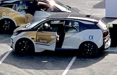 BMW has launched a new car called BMW i3 urban suite
