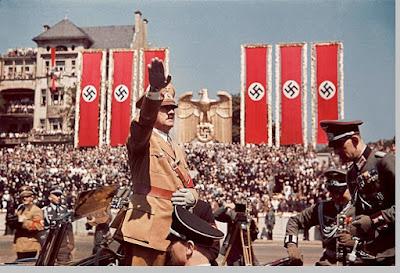 Revolusi Jerman dan Munculnya Partai Nazi Jerman - pustakapengetahuan.com