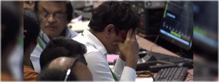 india perde contato com pousador lunar