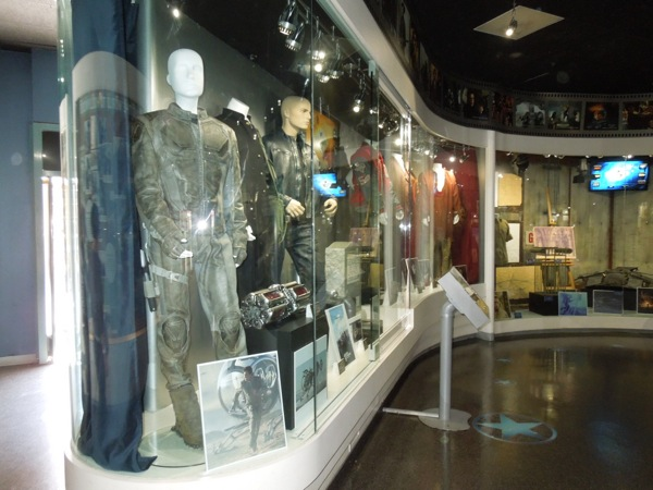NBC Universal Experience costumes July 2013