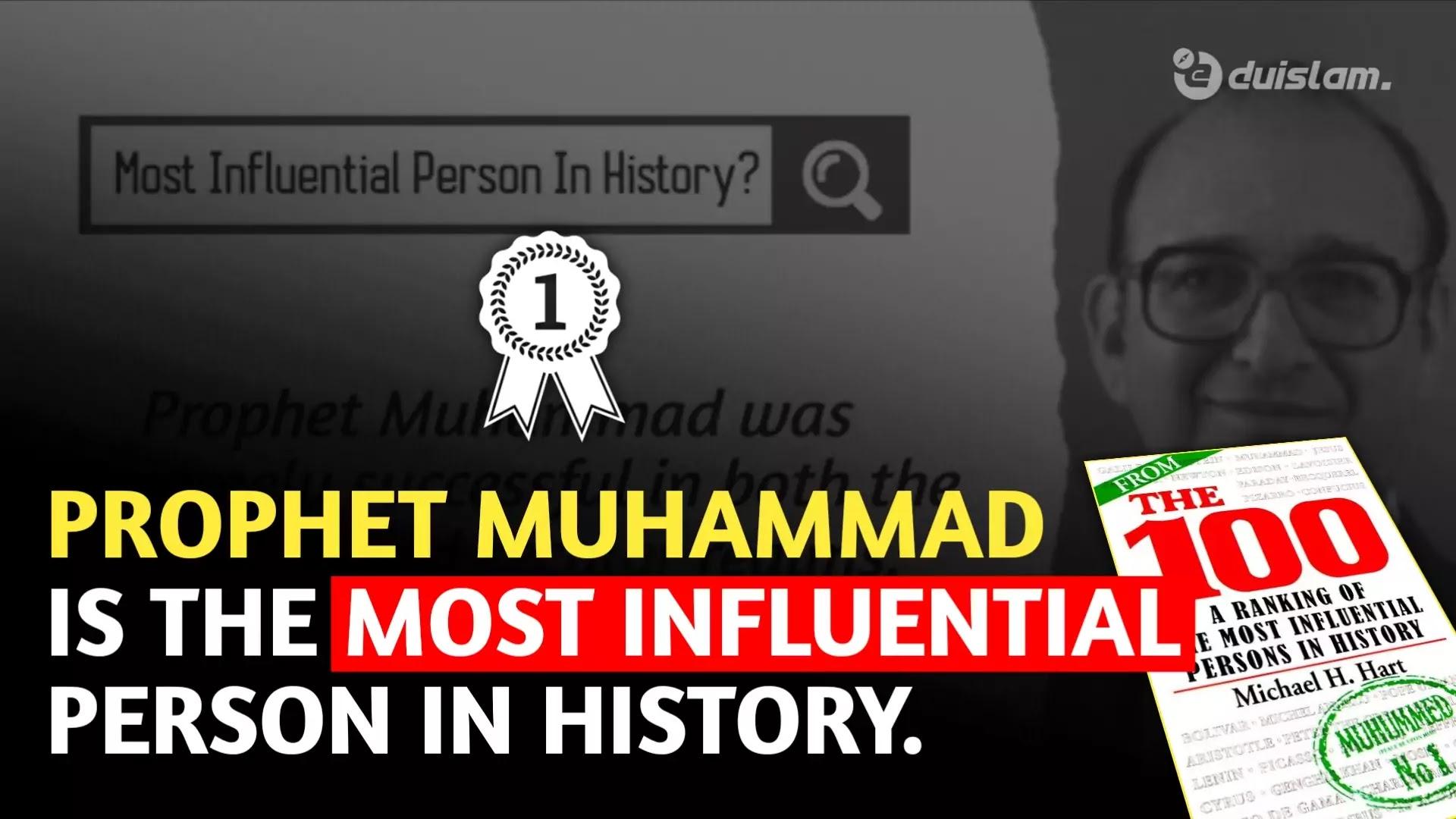 Michael Hart about Prophet Muhammad