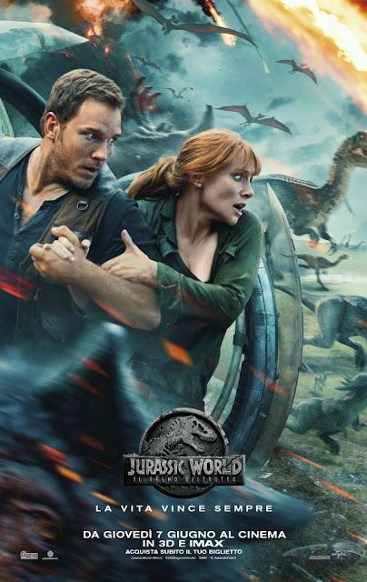 Jurassic World: Il Regno Distrutto Pratt