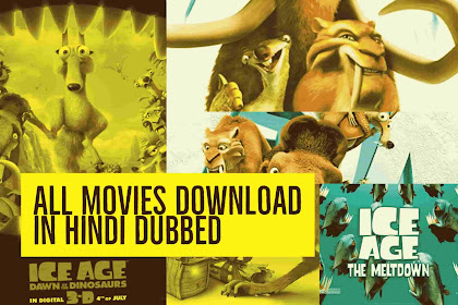 ICE AGE FULL MOVIE IN HINDI DUBBED ALL MOVIES COLLECTION ( 2002 -2016 )