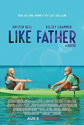 Like Father theatrical poster