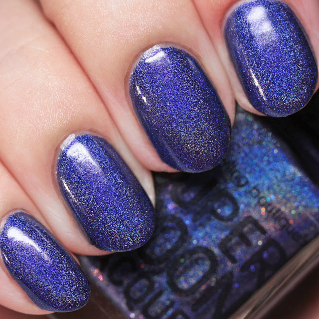 Supermoon Lacquer From the Left