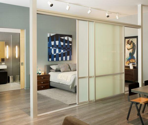 Biombos separadores de ambientes y espacios dise o y decoraci n de interiores departamentos - Biombos separadores de espacios ...