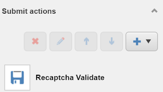 Sitecore 9 Forms Google reCaptcha field
