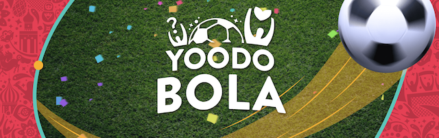 YOODO Bola Campaign, happening now!