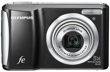 Olympus FE-47 Specifications and Price