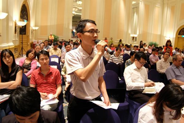 Đại Hội Cổ Đông Đầu Năm 2016 Của FPT