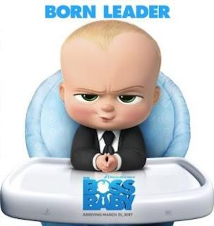 مشاهدة فيلم The Boss Baby 2017 مترجم