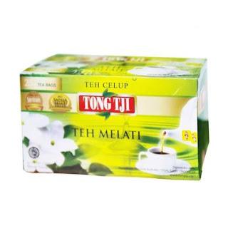 contoh gambar teh melati