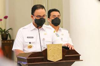 PSBB Jakarta, Pemprov DKI Tidak Berlakukan SIKM