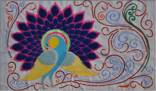 The Special Influence of Vector Art in Computerized Embroidery