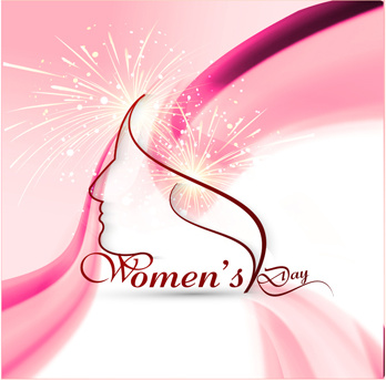 Woman Day 8 march international women day design Free vector