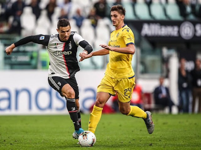 Juventus ready to pay €30m for the Albanian Marash Kumbulla
