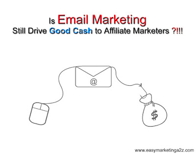 Earning income money via email marketing