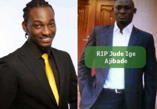 gbenro ajibade elder brother dead