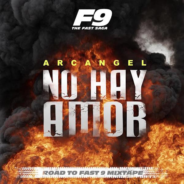 ARCÁNGEL - No hay amor