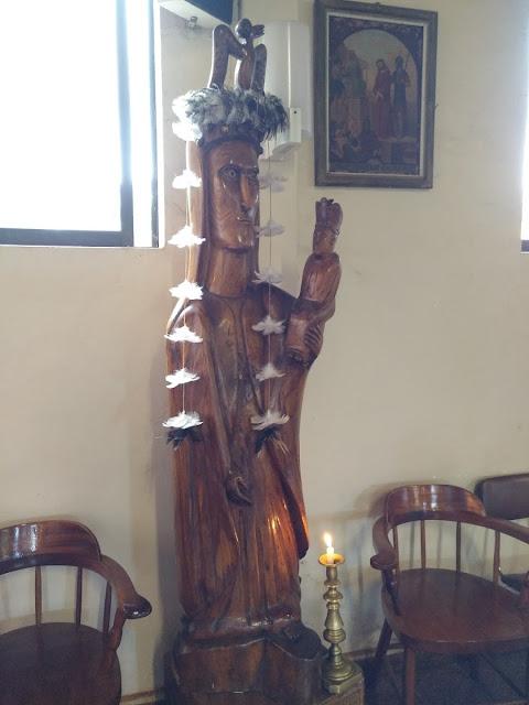 Iglesia de Hanga Roa, Isla de Pascua