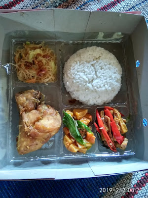 Nasi Box Purwokerto online