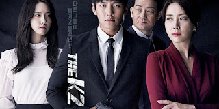 (K-drama) The K2 - Episódio 01