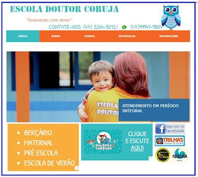 ESCOLA DOUTOR CORUJA - BOMBINHAS/SC