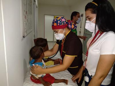 hoyennoticia.com, Dos niños abandonados en la Guajira fueron enviados por el ICBF al CRN de Riohacha