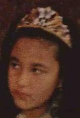 floral tiara morocco princess lalla amina