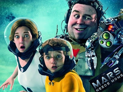 Mars Needs Moms Film