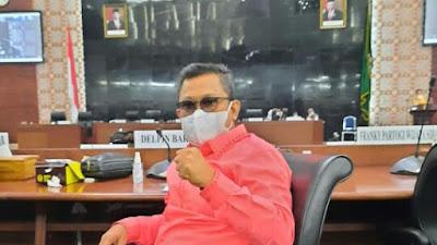 Delpin Barus Ditunjuk Sebagai Ketua Komisi D DPRD Sumut