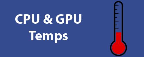Get CPU and GPU Tempetature in Linux