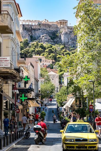 Athènes-Grèce
