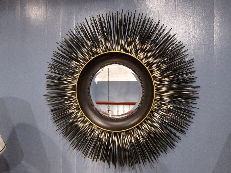 Plantation Design Quot Porcupine Quill Quot Mirror Black Tip