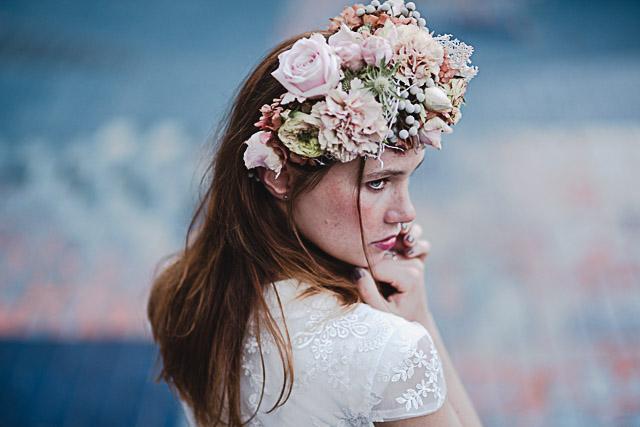 lavetis novia vestido boda barcelona playa blog beach wedding boho